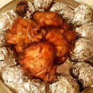 Kurczak w ketchupie