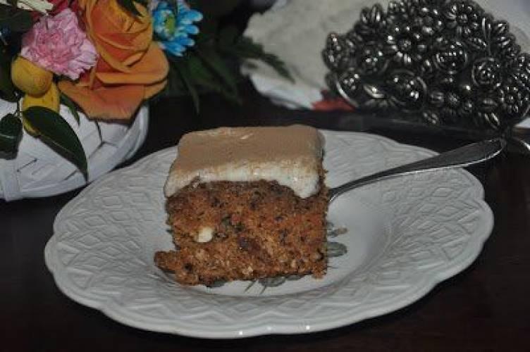 Najsmaczniejsze ciasto marchewkowe