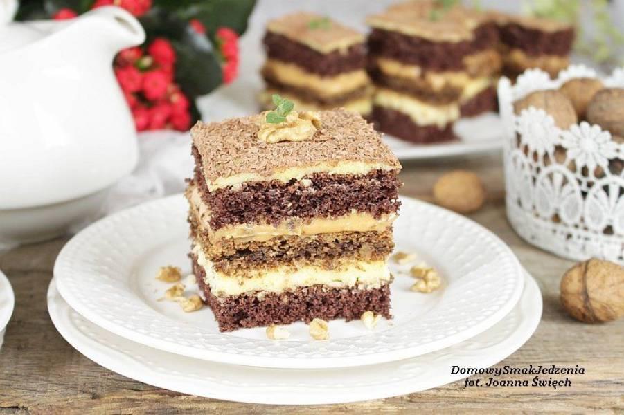 Przepis Na Ciasto A La Snikers S Anastazji Domowy Smak Jedzenia