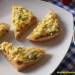 Fit pasta jajeczna ze szczypiorkiem (bez majonezu)