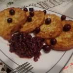 Placuszki pieczarkowo serowe