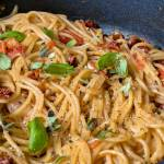 Spaghetti jednogarnkowe