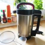 Urządzenie do robienia mleka sojowego Manta - recenzja