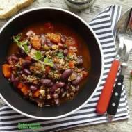 Chili con carne - pyszna papryka z mięsem