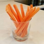 Drugie śniadanie marchewkowe