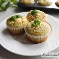 Muffinki złososiem ipesto