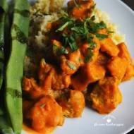Pomysł na… pierś indyka w sosie dyniowo-curry