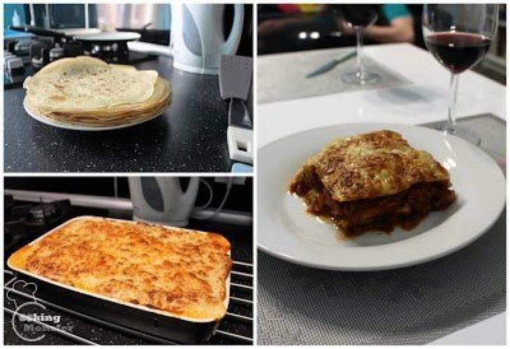 Naleśnikowa lasagne