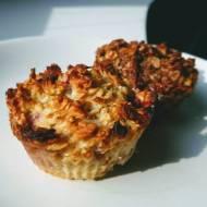 Muffiny owsiane bez mąki