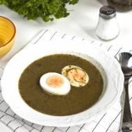 Najprostsza zupa szczawiowa