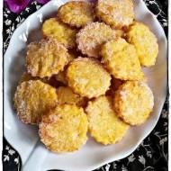 Pyszne serowe ciasteczka