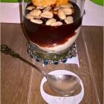 Czekoladowo-karmelowa chwila (deser)