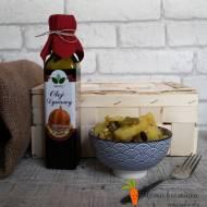 Sałatka ziemniaczana z pestkami dyni