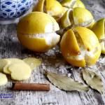 Kiszone cytryny - cenny probiotyk