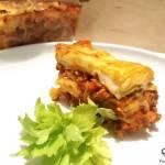 Prawdziwa lasagna z sosem bolońskim i beszamelem
