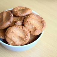 Ciasteczka z masła orzechowego - tylko 3 składniki :)