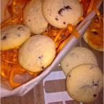 Ciasteczka z czekoladą (bez proszku do pieczenia)