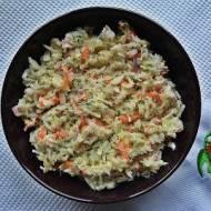 Domowa surówka coleslaw