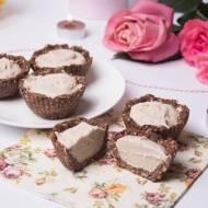 Wegańskie muffiny kokosowo-orzechowe bez pieczenia
