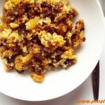 Amarantus z granolą (bez glutenu)