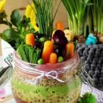 Wielkanocna wegańska causa z majonezem bez jajek na oleju rzepakowym