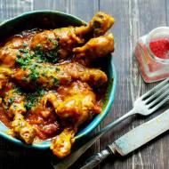 Pałki z kurczaka po persku