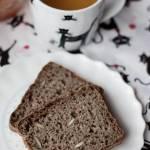 Chleb żytni razowy z kaszą jaglaną i błonnikiem