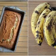 Chlebek bananowy / Ciasto bananowe