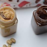 Domowe słodkości – Nutella i Masło Orzechowe