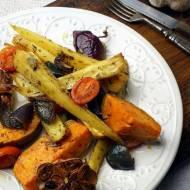 Pieczone warzywa według Yotam Ottolenhgi