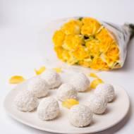 Zdrowe kokosanki z kaszy jaglanej