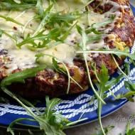 Hiszpańska tortilla z ziemniakami i brokułem