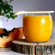 Koktajl z papayą na promienny wygląd