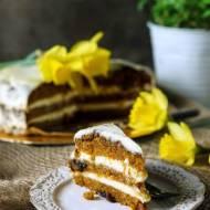 Tort marchewkowy bezglutenowy
