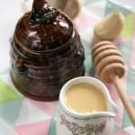 Sos miodowo - czosnkowy (do wędlin i sałatek)