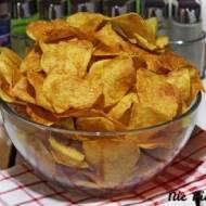 Chipsy ziemniaczane – przepis