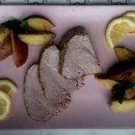 Cytrynowo - szalwiowa pieczen