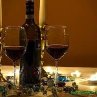Grzane wino z przyprawami.