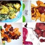 Zdrowe chipsy z warzyw :)