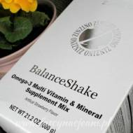 Balance Shake – moje wyzwanie w walce o zdrowie