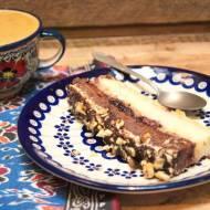 Kaszak – ciasto z kaszą manną bez pieczenia