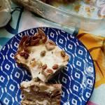 Zapiekanka makaronowa na słodko