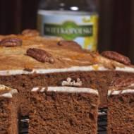 Najlepsze miodowe ciasto marchewkowe z olejem wielkopolskim
