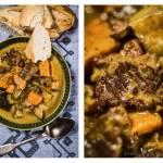 Curry pomarańczowe z wołowiną, batatem i bakłażanem