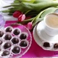 Czekoladki z jaglanką preparowaną i kawą zbożową