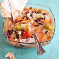 Zupa  na meksykańską nutę