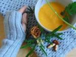 Prosta  zupa marchewkowa – przepis