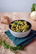 Szybki Obiad: Zielony makaron