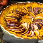 tarta paleo z batatami (bez glutenu)