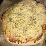 Ciasto na pizze - przepis II